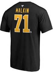 NHL Men's Pittsburgh Penguins Evgeni Malkin #71 Black Player T-Shirt product image
