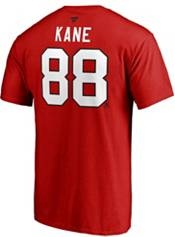 NHL Men's Chicago Blackhawks Patrick Kane #88 Red Player T-Shirt product image
