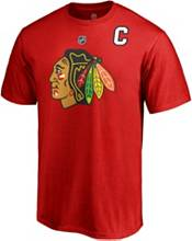 NHL Men's Chicago Blackhawks Jonathan Toews #19 Red Player T-Shirt product image