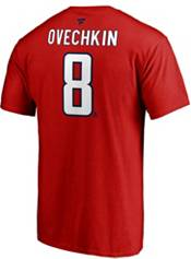 NHL Men's Washington Capitals Alex Ovechkin #8 Red Player T-Shirt product image