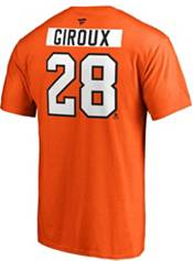 NHL Men's Philadelphia Flyers Claude Giroux #28 Orange Player T-Shirt product image