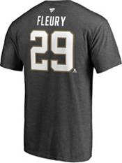 NHL Men's Vegas Golden Knights Marc-Andre Fleury #29 Heather Grey Player T-Shirt product image