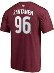 NHL Men's Colorado Avalanche Mikko Rantanen #96 MaroonPlayer T-Shirt product image