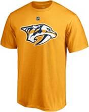 NHL Men's Nashville Predators Filip Forsberg #9 Gold Player T-Shirt product image