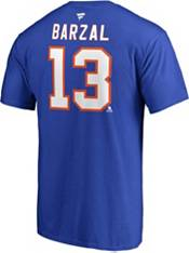 NHL Men's New York Islanders Mathew Barzal #13 Royal Player T-Shirt product image