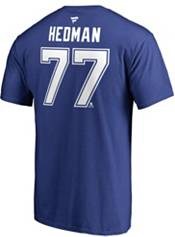 NHL Men's Tampa Bay Lightning Victor Hedman #77 Royal Player T-Shirt product image