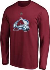NHL Men's Colorado Avalanche Mikko Rantanen #96 Maroon Long Sleeve Player Shirt product image