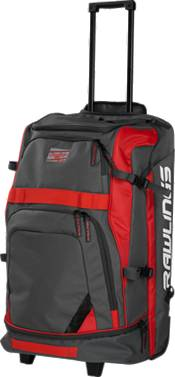 Rawlings R1801 Wheeled Catcher's Backpack product image