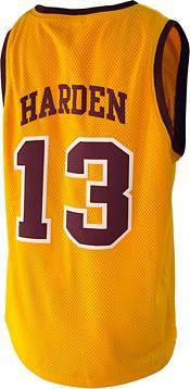 Original Retro Brand Men's James Harden Arizona State Sun Devils #13 Gold Retro Basketball Jersey product image