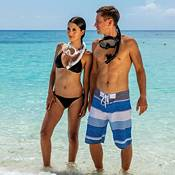 Reef Tourer Adult Single-Window Mask & Snorkel Combo Set product image