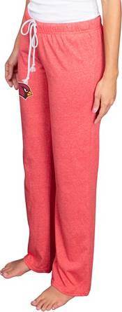 Concepts Sport Women's Arizona Cardinals Quest Red Pants product image