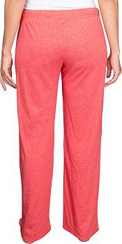 Concepts Sport Women's Tampa Bay Buccaneers Quest Red Pants product image