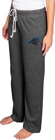 Concepts Sport Women's Carolina Panthers Quest Grey Pants product image