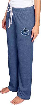 Concepts Sport Women's Vancouver Cancucks Quest  Knit Pants product image