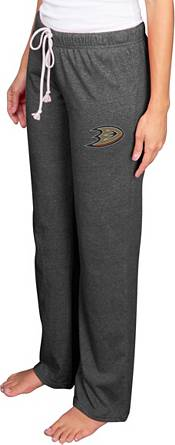 Concepts Sport Women's Anaheim Ducks Quest  Knit Pants product image