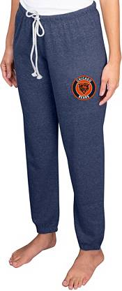 Concepts Sport Women's Chicago Bears Mainstream Navy Jogger product image