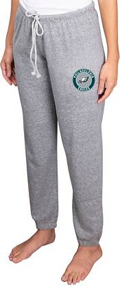 Concepts Sport Women's Philadelphia Eagles Mainstream Grey Jogger product image