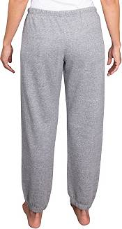 Concepts Sport Women's Carolina Panthers Mainstream Grey Jogger product image