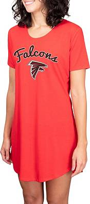 Concepts Sport Women's Atlanta Falcons Red Nightshirt product image