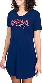 Concepts Sport Women's New England Patriots Navy Nightshirt product image