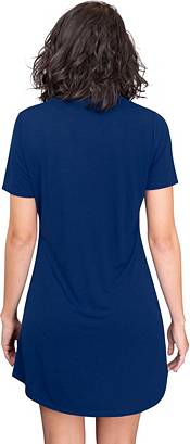 Concepts Sport Women's Los Angeles Chargers Navy Nightshirt product image