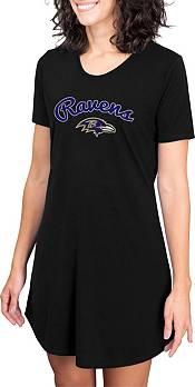 Concepts Sport Women's Baltimore Ravens Black Nightshirt product image