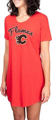 Concepts Sport Women's Calgary Flames Marathon  Nightshirt product image