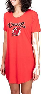 Concepts Sport Women's New Jersey Devils Marathon  Nightshirt product image