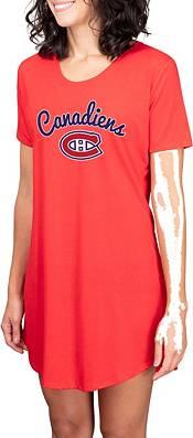 Concepts Sport Women's Montreal Canadiens Marathon  Nightshirt product image