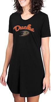 Concepts Sport Women's Anaheim Ducks Marathon  Nightshirt product image