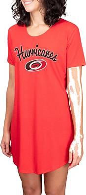 Concepts Sport Women's Carolina Hurricanes Marathon  Nightshirt product image