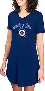 Concepts Sport Women's Winnipeg Jets Marathon  Nightshirt product image