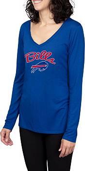Concepts Sport Women's Buffalo Bills Marathon Royal Long Sleeve T-Shirt product image