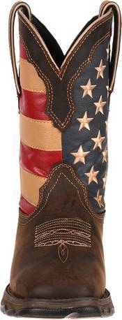 Durango Women's Lady Rebel Patriotic Pull-On Western Work Boots product image