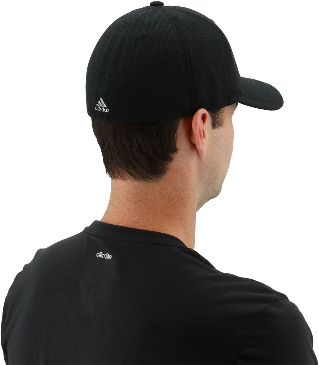 c4b03159f adidas Men's Release Stretch Fit Hat
