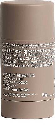 TheraOne Revive 835mg Full Spectrum CBD Body Balm Stick product image
