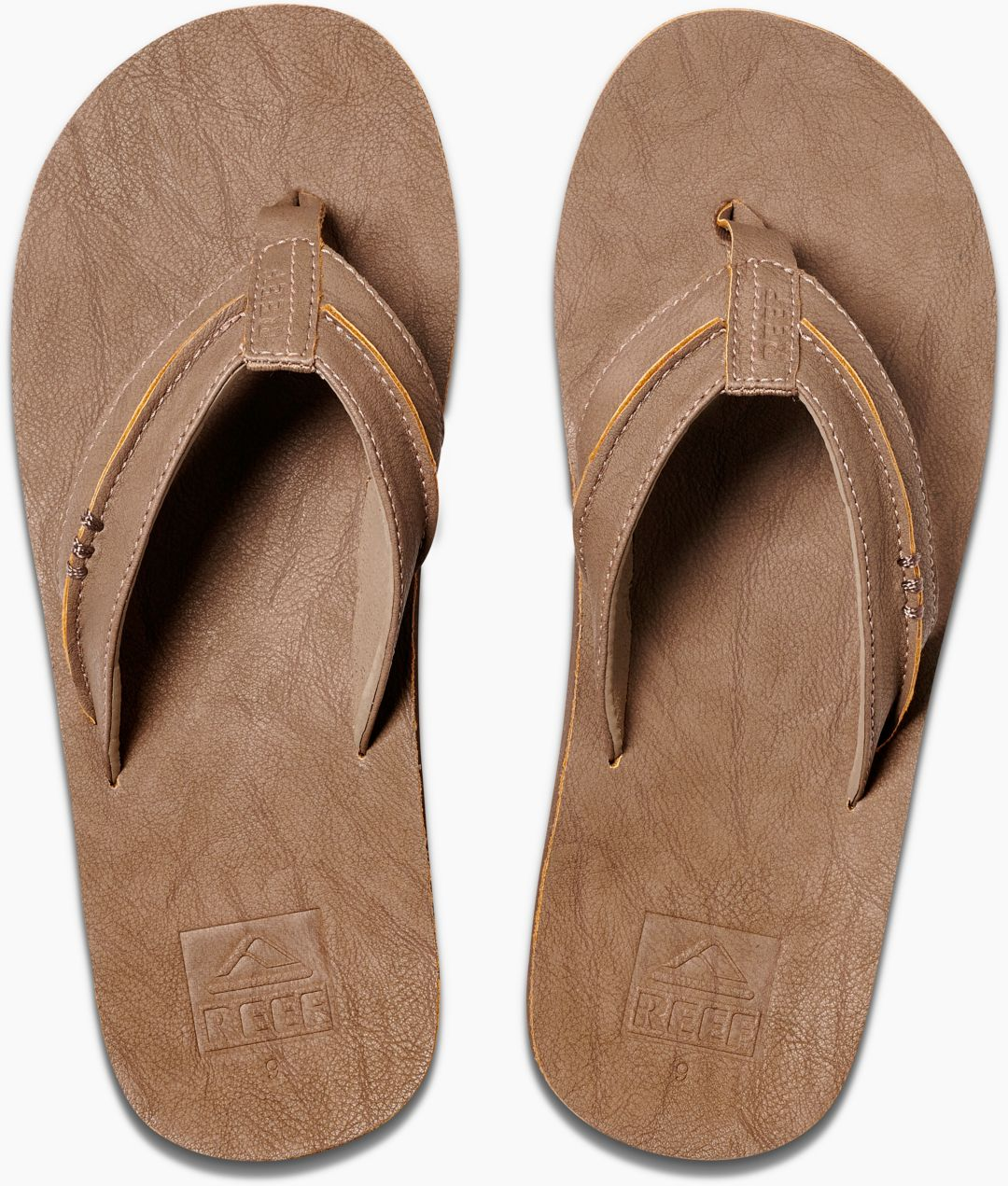 6d2f5a307c6a3 Reef Men's Marbea Synthetic Leather Sandals | DICK'S Sporting Goods