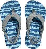 Reef Kids' Little Ahi Ocean Flip Flops product image