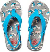 Reef Kids' Little Ahi Nom Nom Flip Flops product image