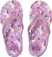 Reef Kids' Little Stargazer Flip Flops product image