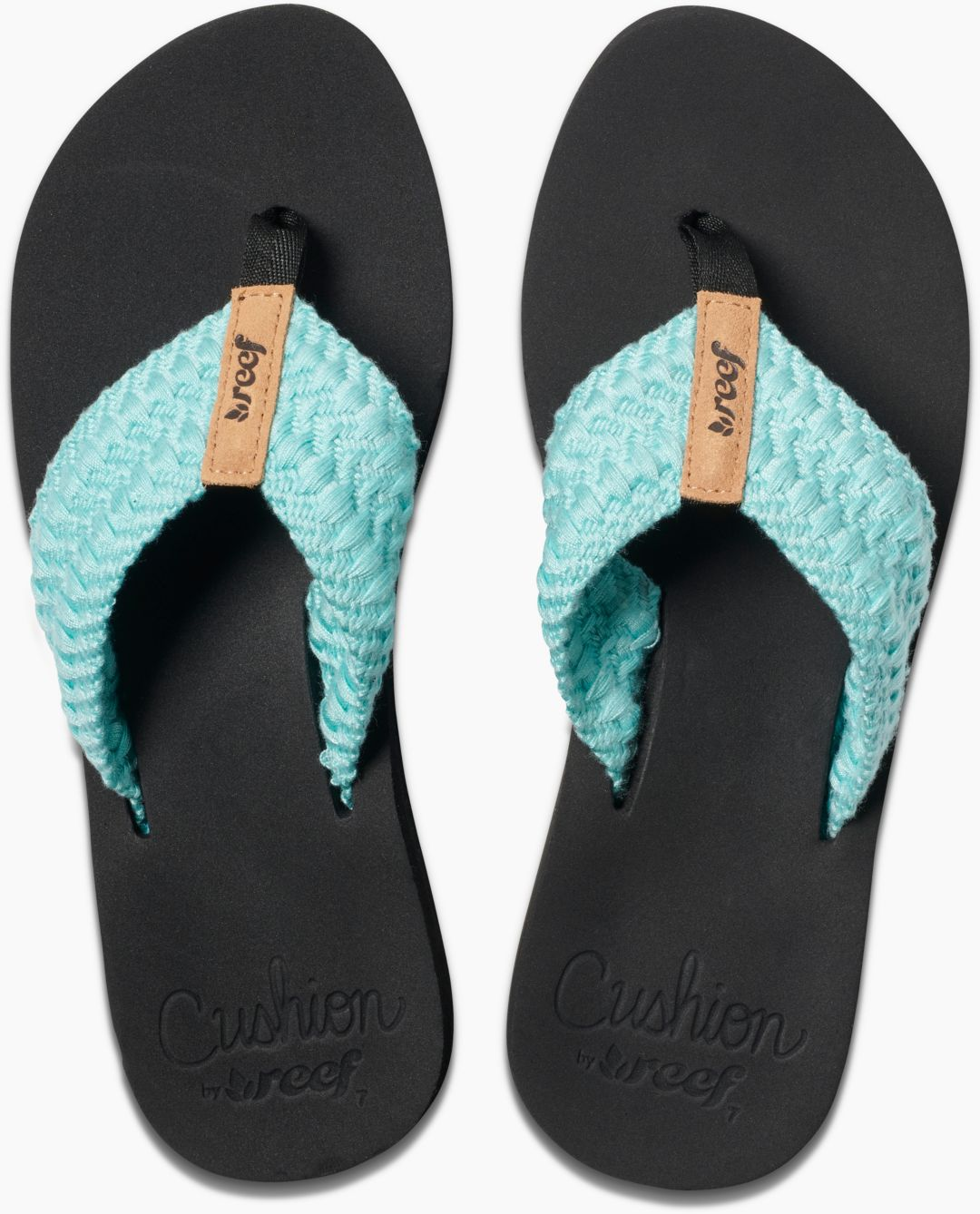 Reef Women S Cushion Threads Flip Flops