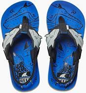Reef Kids' Little Ahi Shark Flip Flops product image
