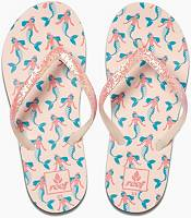 Reef Kids' Stargazer Mermaid Flip Flops product image