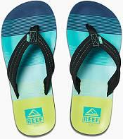 Reef Kids' Ahil Aqua Flip Flops product image