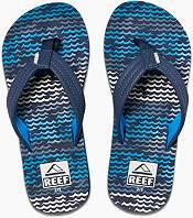 Reef Kids' Ahi Waves Flip Flops product image