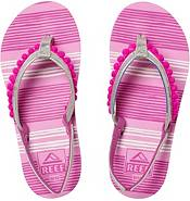 Reef Kids' Little Pom Pom Sandals product image