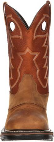 "Rocky Men's Original Ride 11"" Waterproof Western Boots product image"