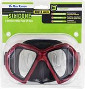 Reef Tourer Adult X-Plore 2-Window Snorkeling Mask product image