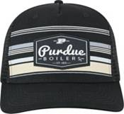Top of the World Men's Purdue Boilermakers Route Adjustable Black Hat product image