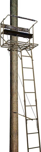 Rhino 2-Person 17.5 ft. Ladder Stand with Enclosure product image
